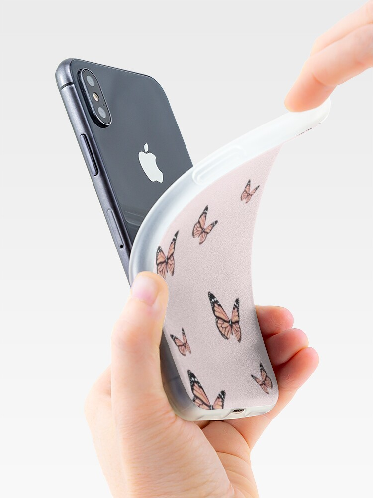 Alternate view of Butterfly Phone Case iPhone Case & Cover
