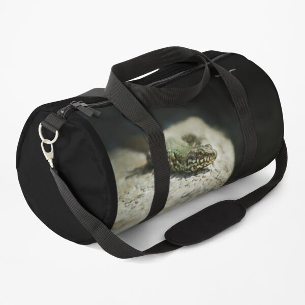 The Lizard King on The Spot Duffle Bag