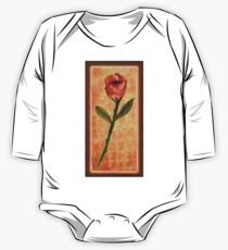 A Rose is A Rose One Piece - Long Sleeve