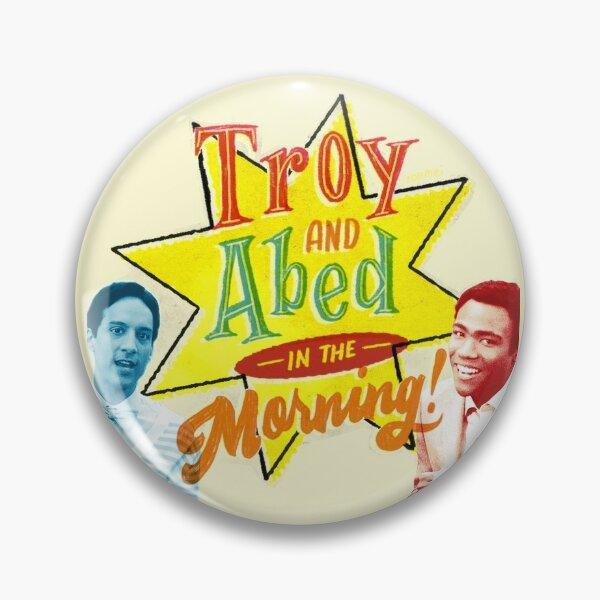 Troy et Abed le matin! Badge