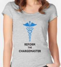REFORM THE CHARGEMASTER T-SHIRT Women's Fitted Scoop T-Shirt