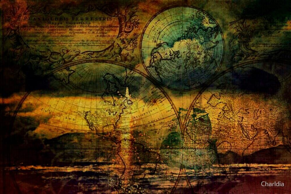 Viking Journeys by Charldia