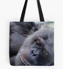 Chimpanzee Tote Bag