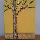 Gold Tree by jenbaglin