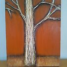 Bronze Tree by jenbaglin