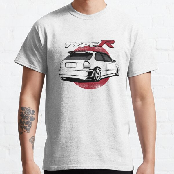 Honda Civic Type R - EK T-shirt classique