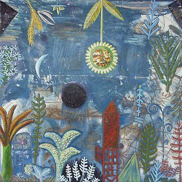 After Paul Klee by lanawynne
