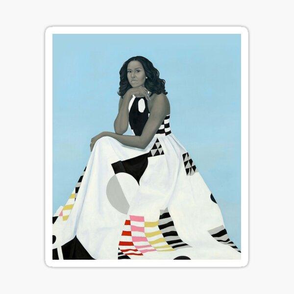 Michelle Poster Sticker