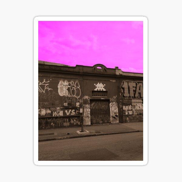 Pink Sky series Sticker