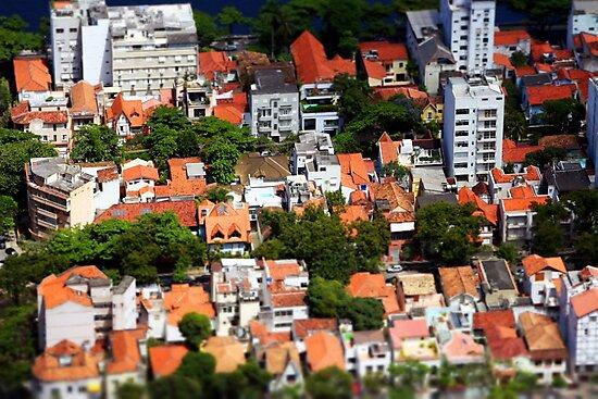 Rio Rooftops by John Dalkin