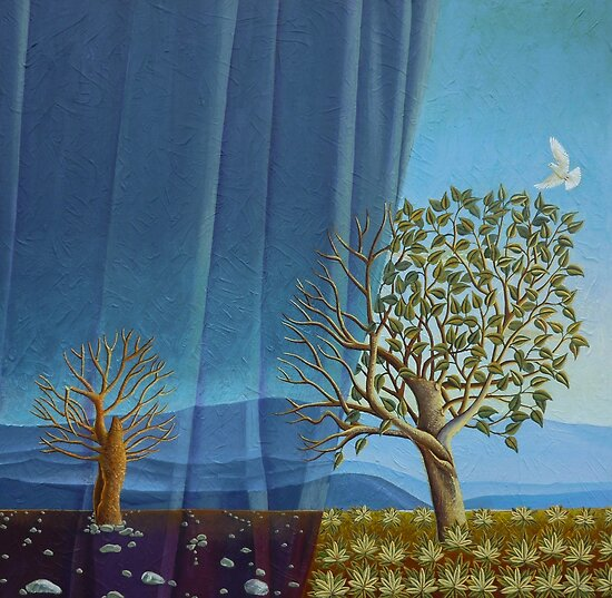Hope For Tomorrow by Lana Wynne