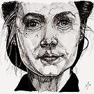 Amy Adams in The Master by Joe Humphrey