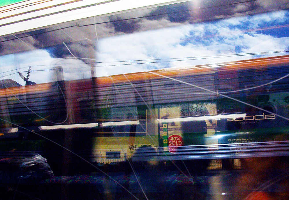 Train 04 03 13 Seven - The Migraine by Robert Phillips
