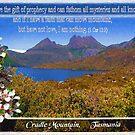 Cradle Mountain , Tasmania. by Elaine Game