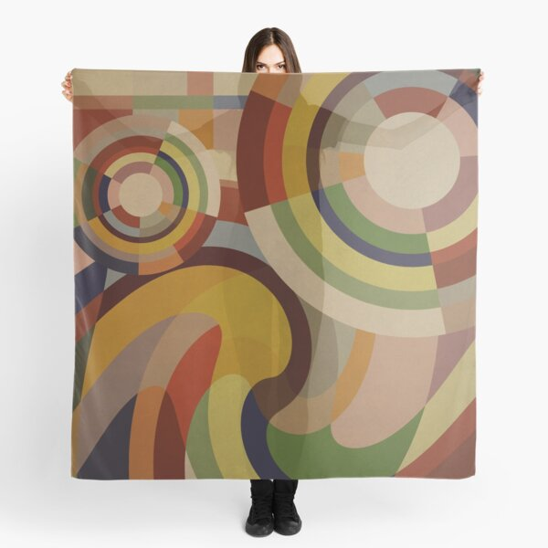 Sonia Circles TWO Scarf