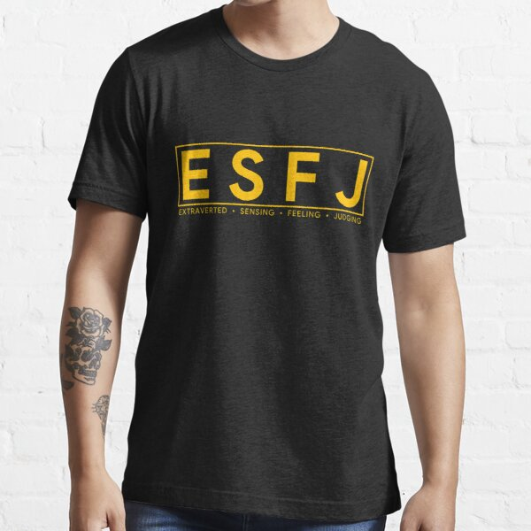 ESFJ Personality (Modern Style) Essential T-Shirt