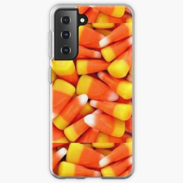 Candy corn love Samsung Galaxy Soft Case