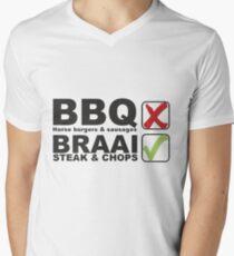 BRAAI HORSE MEAT Men's V-Neck T-Shirt