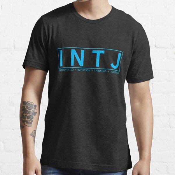 INTJ Personality (Modern Style) Essential T-Shirt