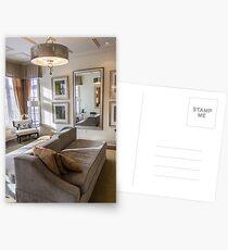 Living Room Postcards