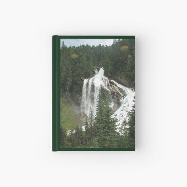 Pyramid Falls Hardcover Journal