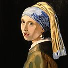Girl with a Pearl Earring by center555