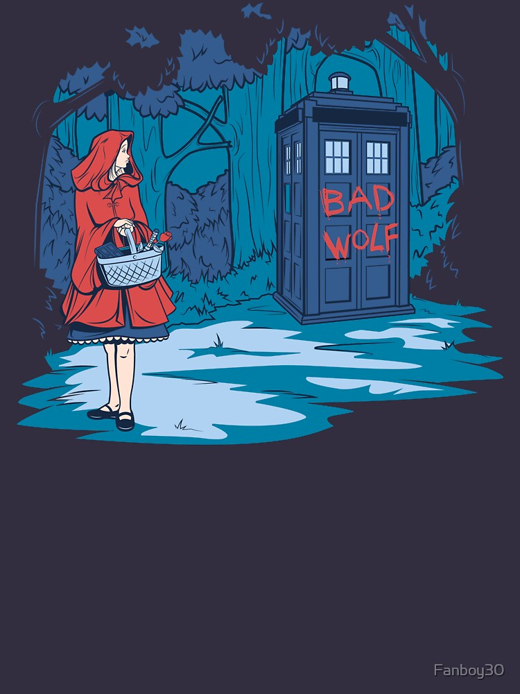 Big Bad Wolf | Unisex T-Shirt