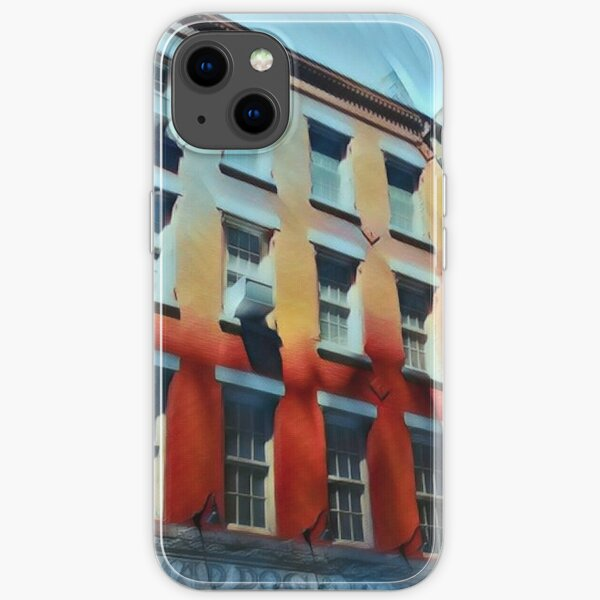 Downtown NYC iPhone Soft Case