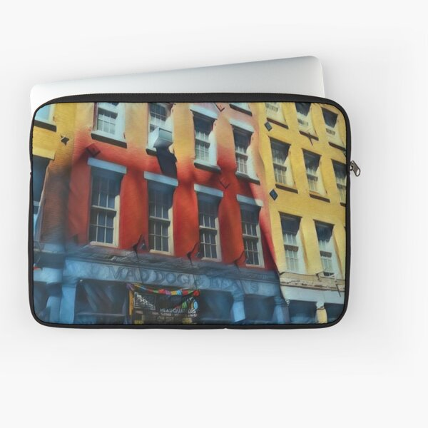 Downtown NYC Laptop Sleeve