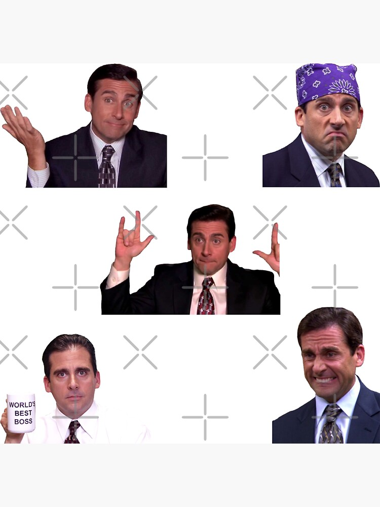 Michael Scott Pack by abbyconnellyy