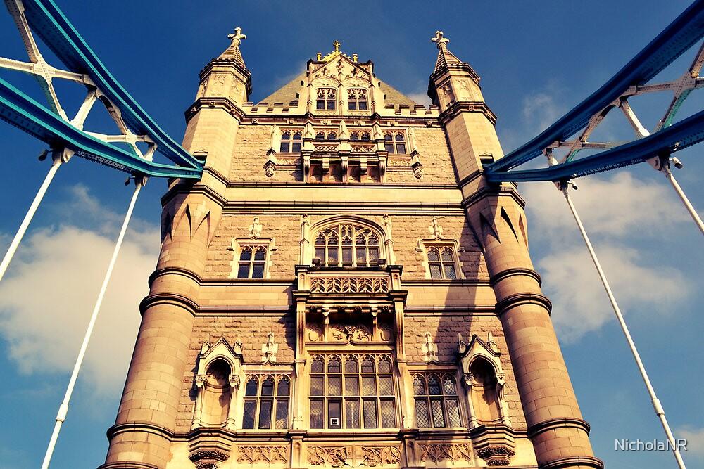 Tower Bridge, London, England, UK by NicholaNR