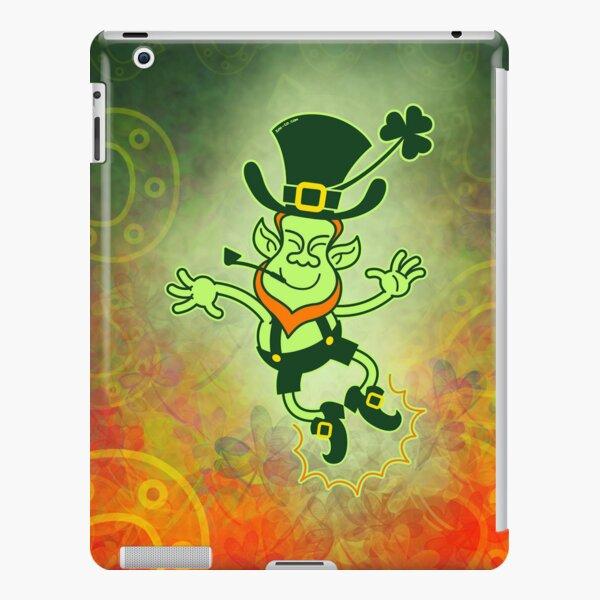 Irish Leprechaun Clapping Feet iPad Snap Case