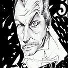 Vincent Price by ecrimaga