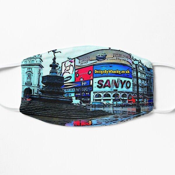 Picadilly Circus Flat Mask