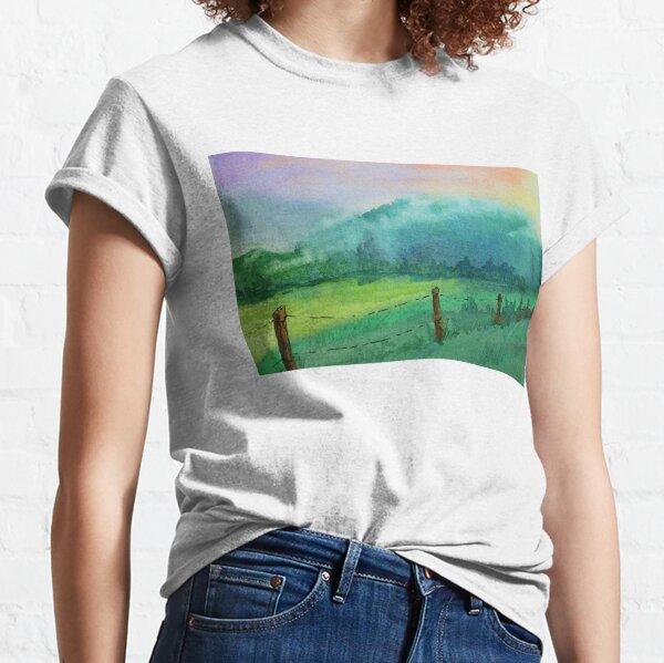 Appalachian Valley: Cades Cove TN Classic T-Shirt