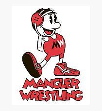 Mangler Willie Photographic Print