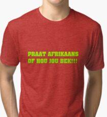 AFRIKAANS Tri-blend T-Shirt