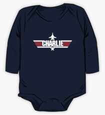 Custom Top Gun Style - Charlie One Piece - Long Sleeve