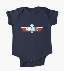 Custom Top Gun Style - Charlie One Piece - Short Sleeve