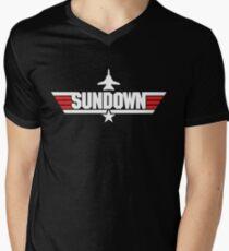 Custom Top Gun Style - Sundown T-Shirt