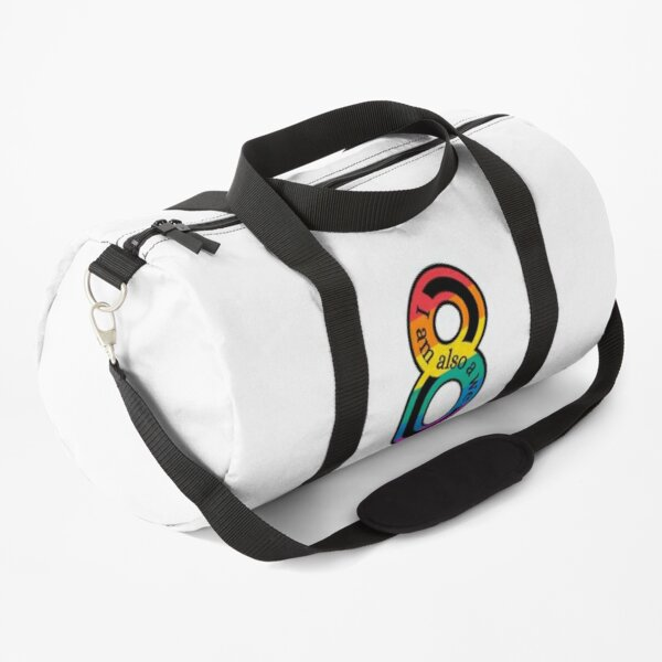 I Am Also A We Rainbow - Sense8 Duffle Bag