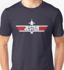 Custom Top Gun Style - Jester T-Shirt