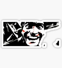 The Madness Of The Evil Dead Sticker
