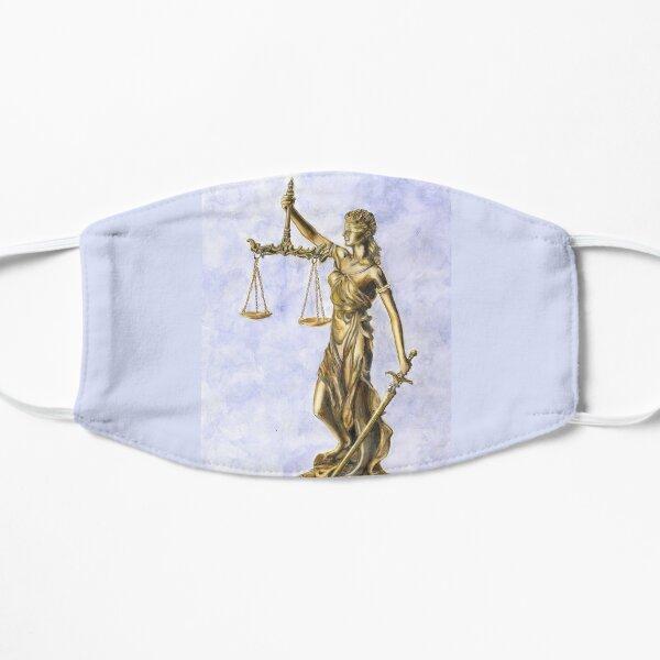 Lady Justice 2 Flat Mask
