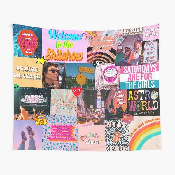 VSCO Collage Tapestry