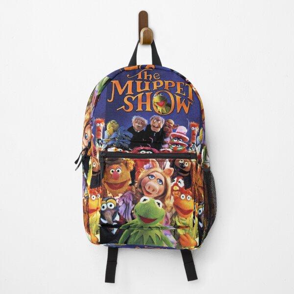 The Muppet Show - vintage cast retro TV Backpack