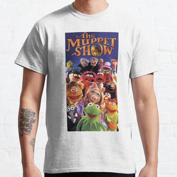 The Muppet Show - vintage cast retro TV Classic T-Shirt