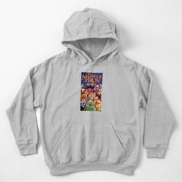 The Muppet Show - vintage cast retro TV Kids Pullover Hoodie