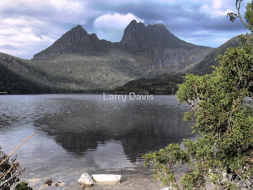 Cradle Mountain (2) by Larry Lingard-Davis