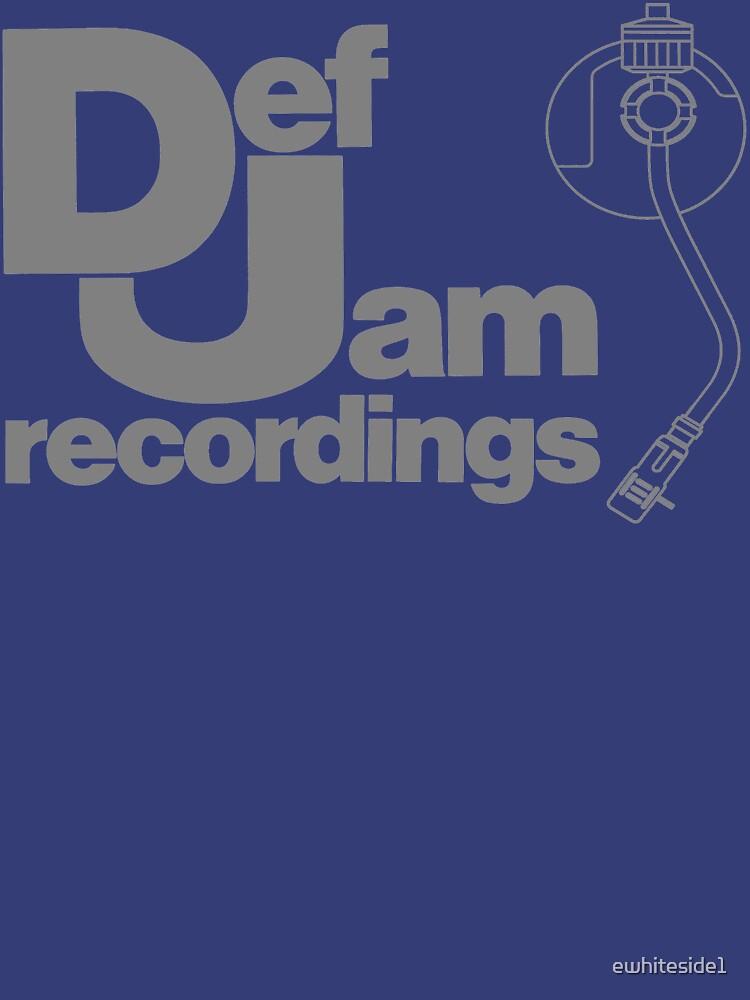Def Jam Classic by ewhiteside1